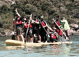 Selva Aventura - Sup Team Work